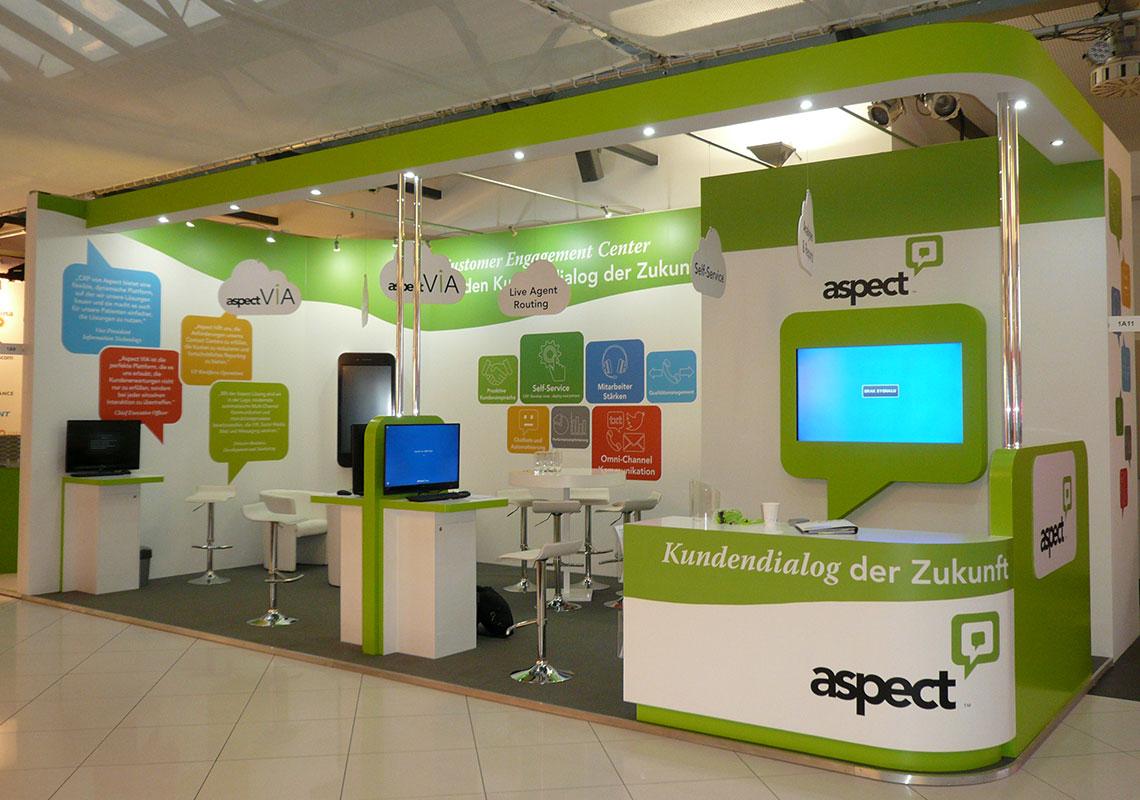 Aspect call centre world berlin pyramid design for Aspect design