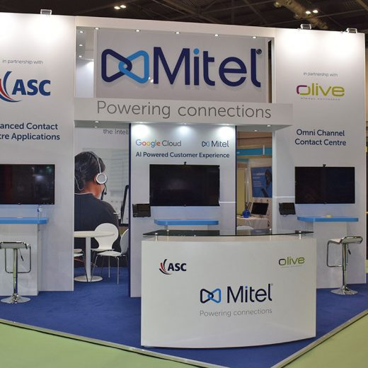 Pyramid Design - Exhibitions - Mitel